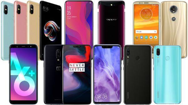 Τα καινούρια smartphones της νέας γενίας