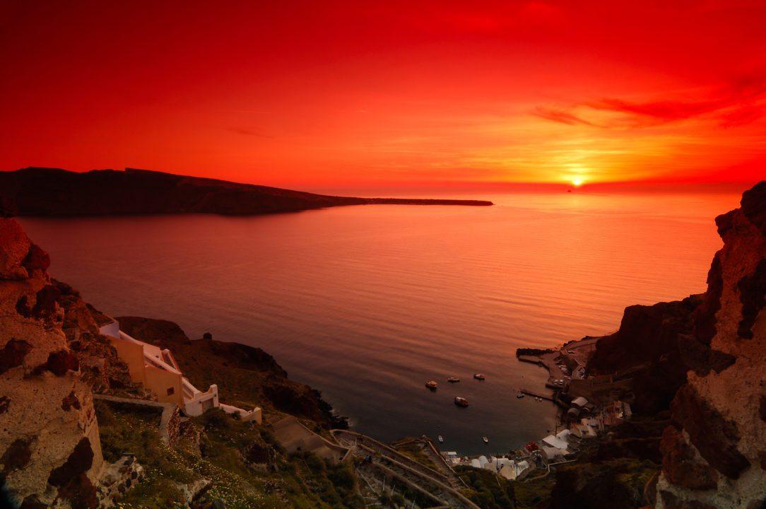 5+1 αξέχαστα ηλιοβασιλέματα στην Ελλάδα