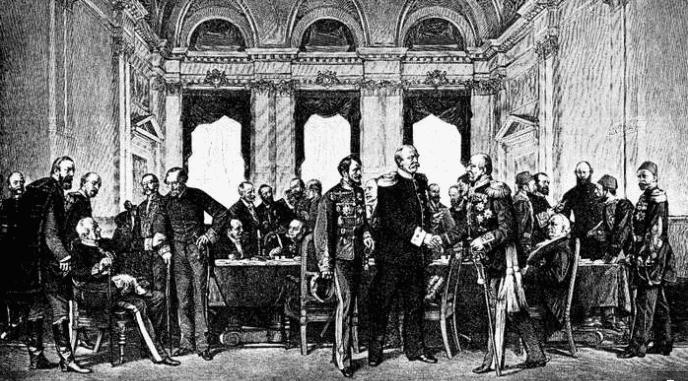 Συνθήκη, Βερολίνο, 1878