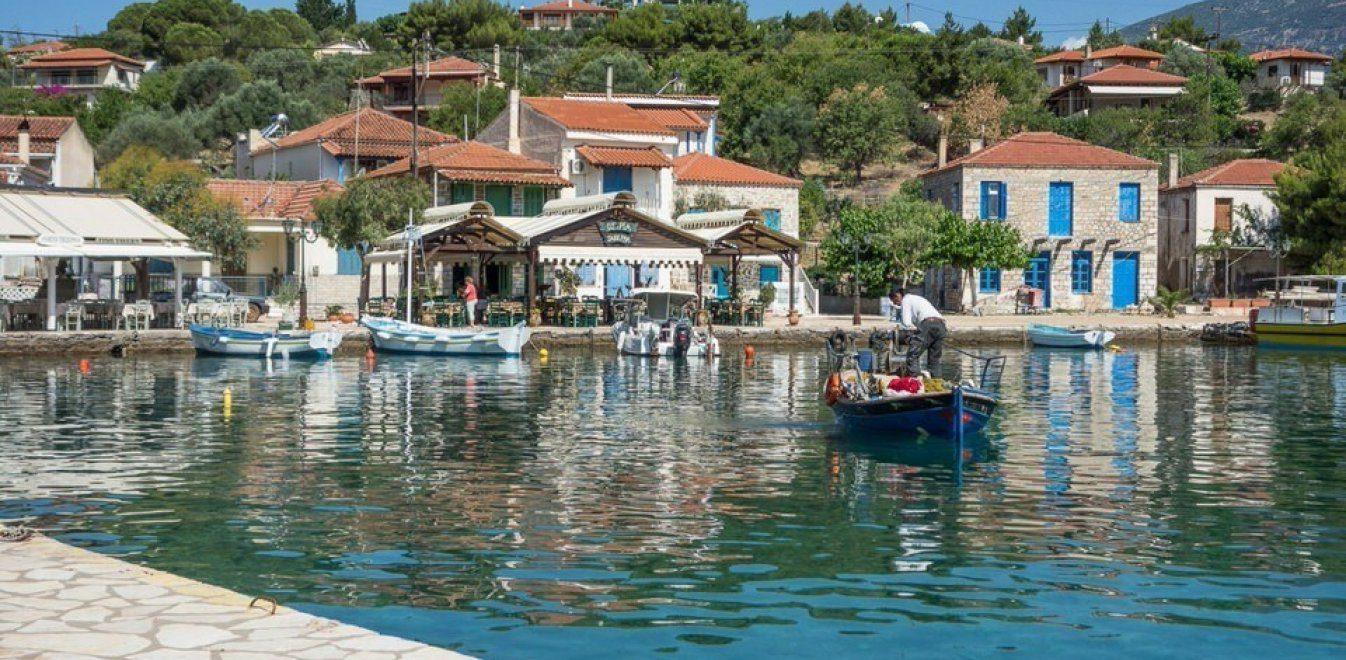 Ελλάδα, Τριζόνια