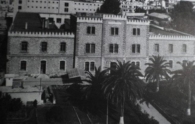 Πηγή εικόνας: katiousa.gr | Η Λέλα Καραγιάννη κρατήθηκε στις φυλακές Αβέρωφ από τον Οκτώβριο του 1941 ως τον Μάρτιο του 1942.