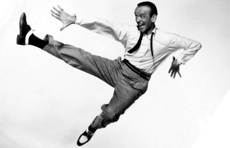 Φρεντ Ασταίρ, χορός, κινηματογράφος