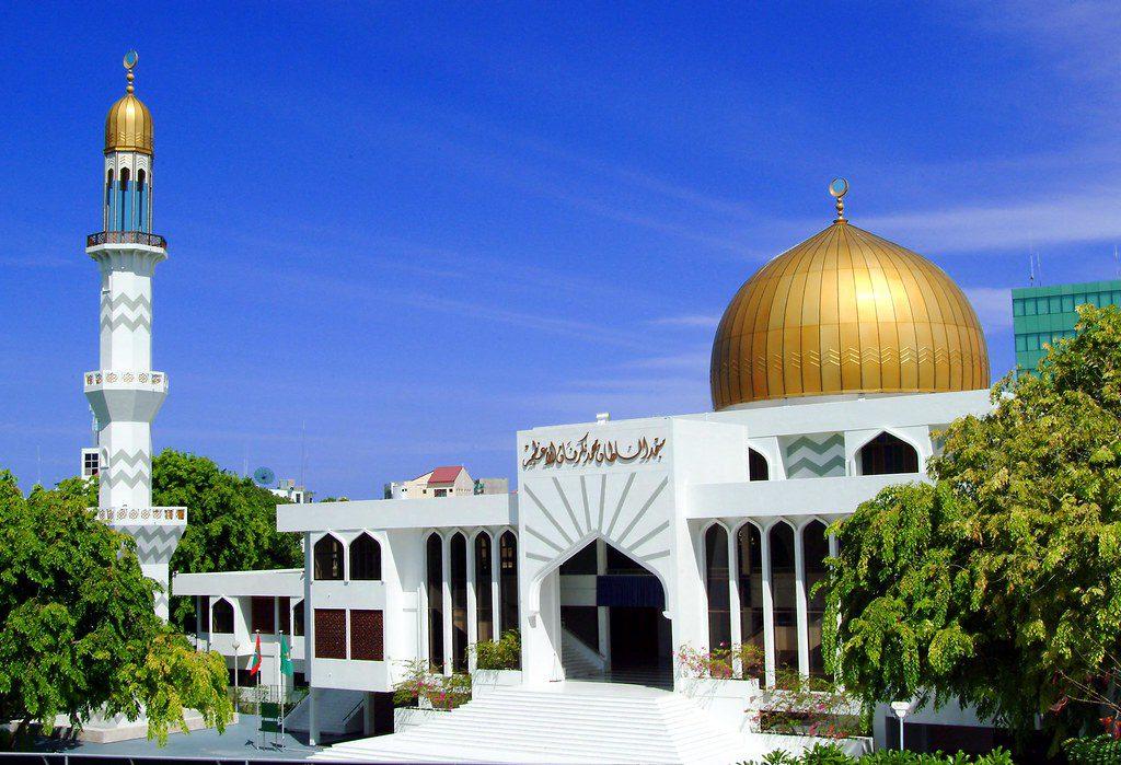 τζαμί Grand Friday Mosque