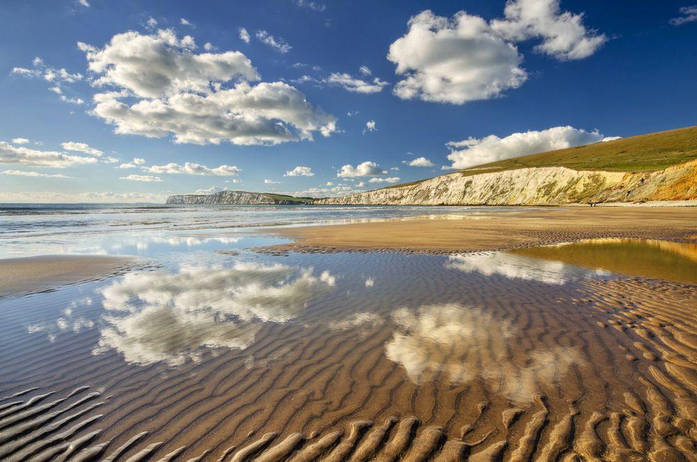 Isle of Wight παραθαλάσσιες πόλεις της Αγγλίας