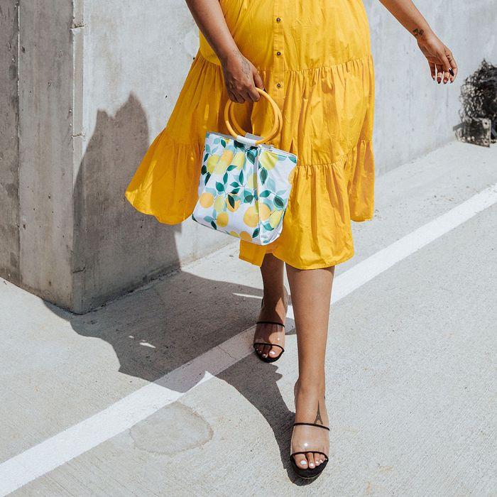 lemon print trend accessories