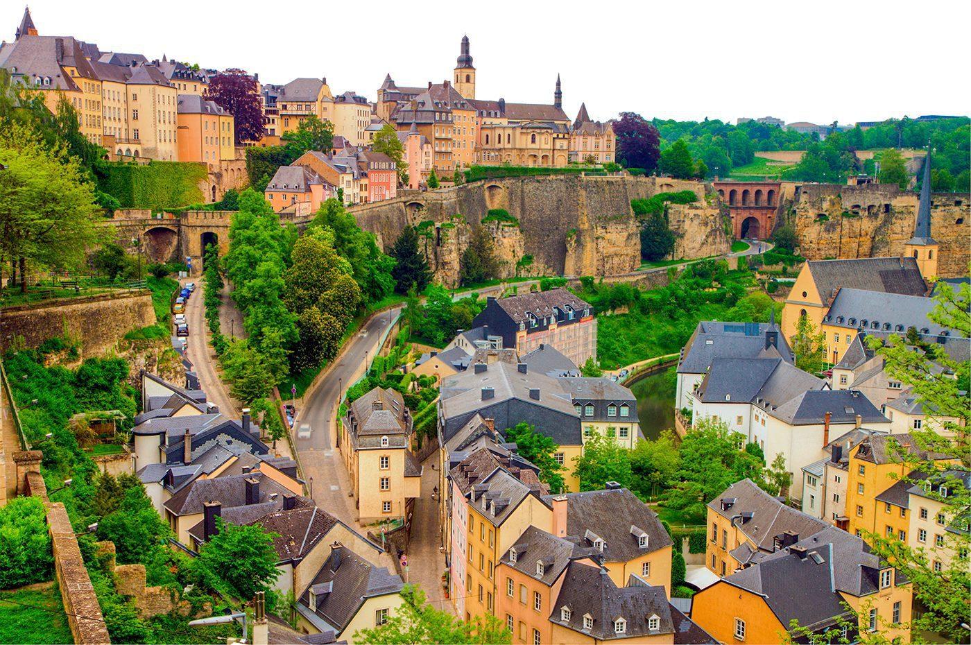Λουξεμβούργο: Ο απόλυτος ταξιδιωτικός οδηγός