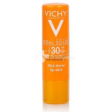 Vichy ideal soleil προστασία χειλιών