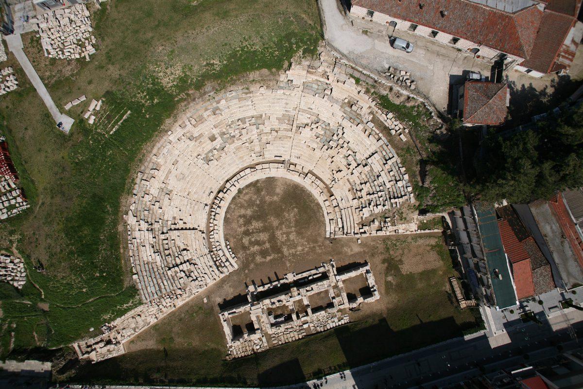 Α' Αρχαίο Θέατρο της Λάρισας