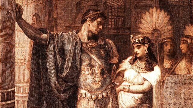 Μάρκος Αντώνιος και Κλεοπάτρα