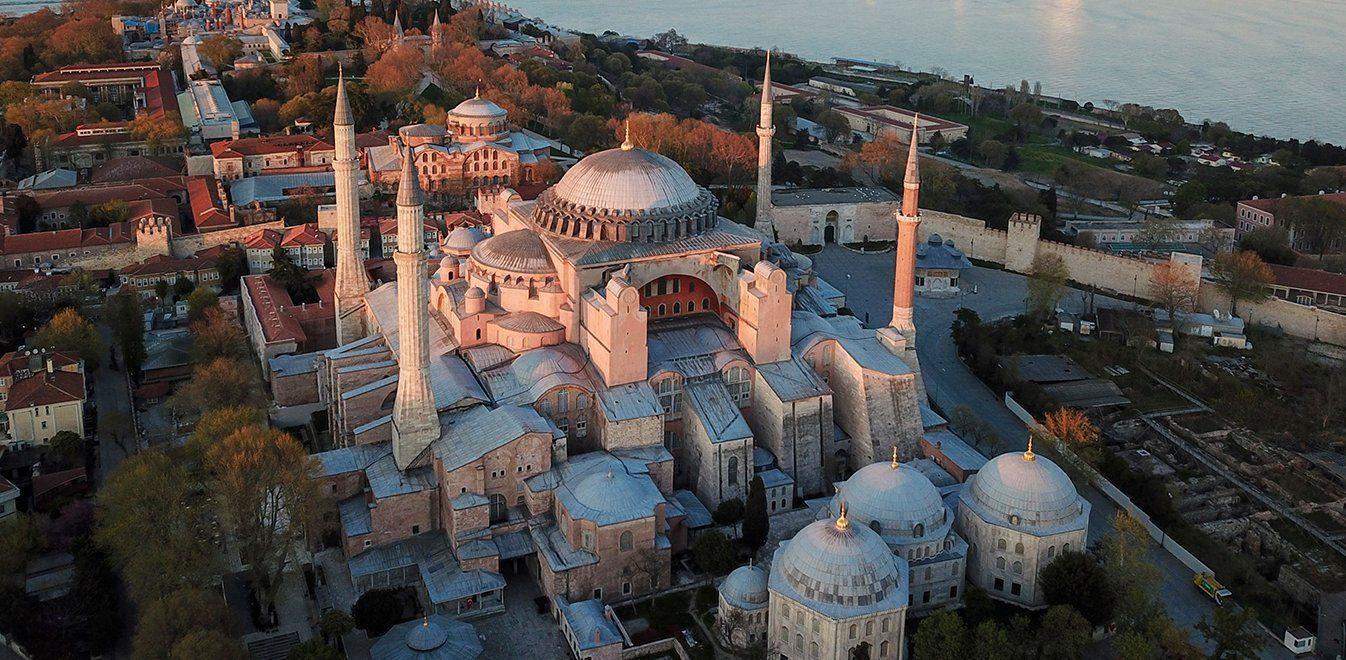Μετατροπή της Αγίας Σοφίας σε Τζαμί