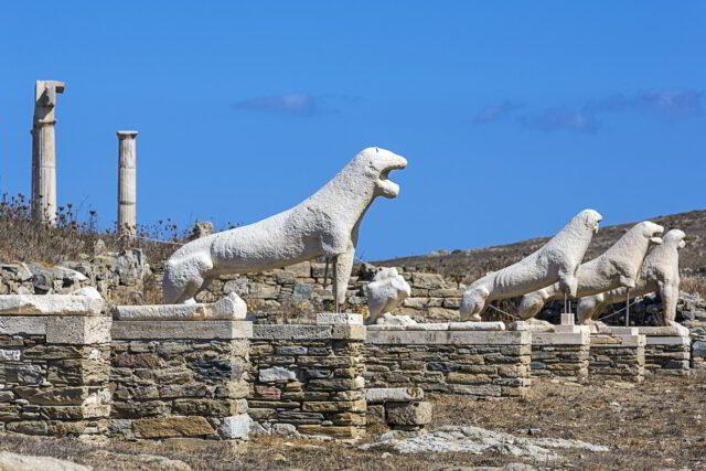 ελλληνικα μνημεια