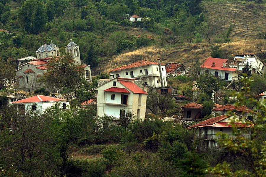 Το ψηλότερο χωριό των Βαλκανίων