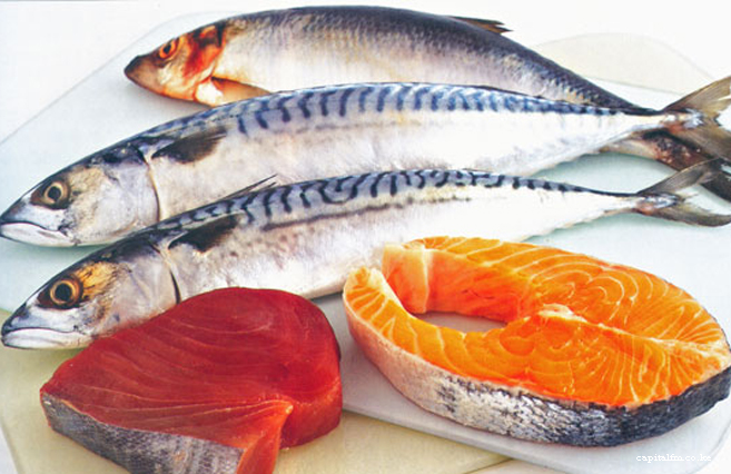 Τροφές με υγιεινά λιπαρά