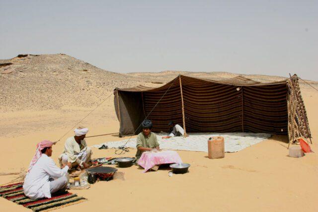 Σκηνή βεδουίνων