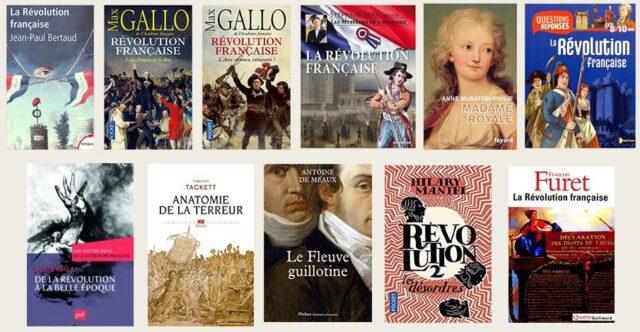 Βιβλία Γαλλικής Επανάστασης