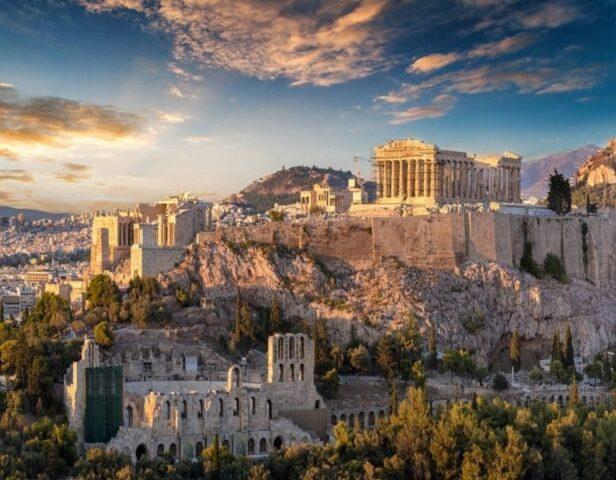 ελληνικά μνημεία