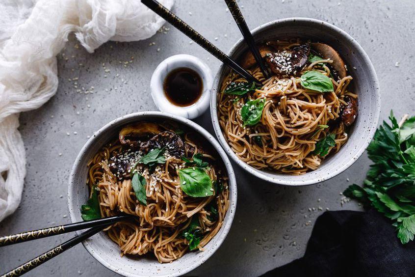 Ασιατική κουζίνα σε απλά βήματα