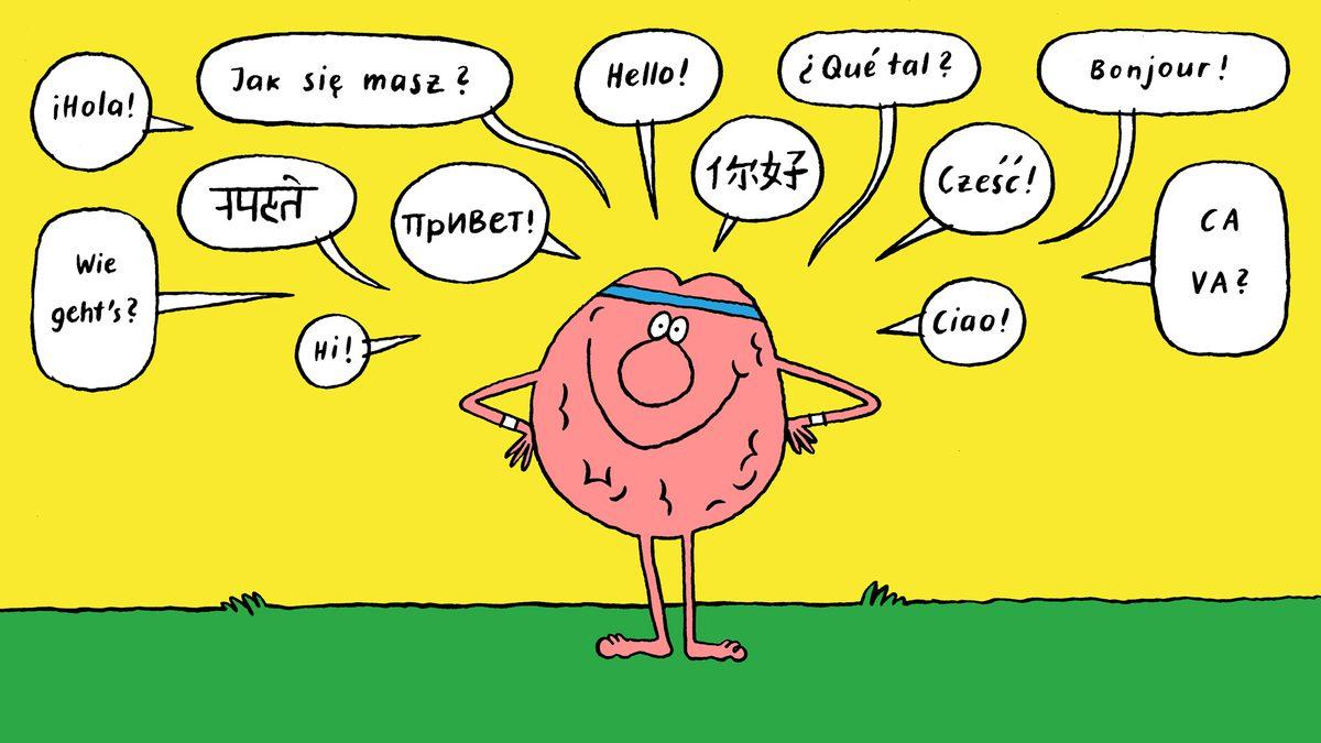 Διγλωσσία και δίγλωσση εκπαίδευση
