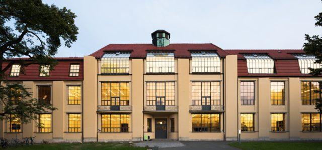 Γκρόπιους, Bauhaus