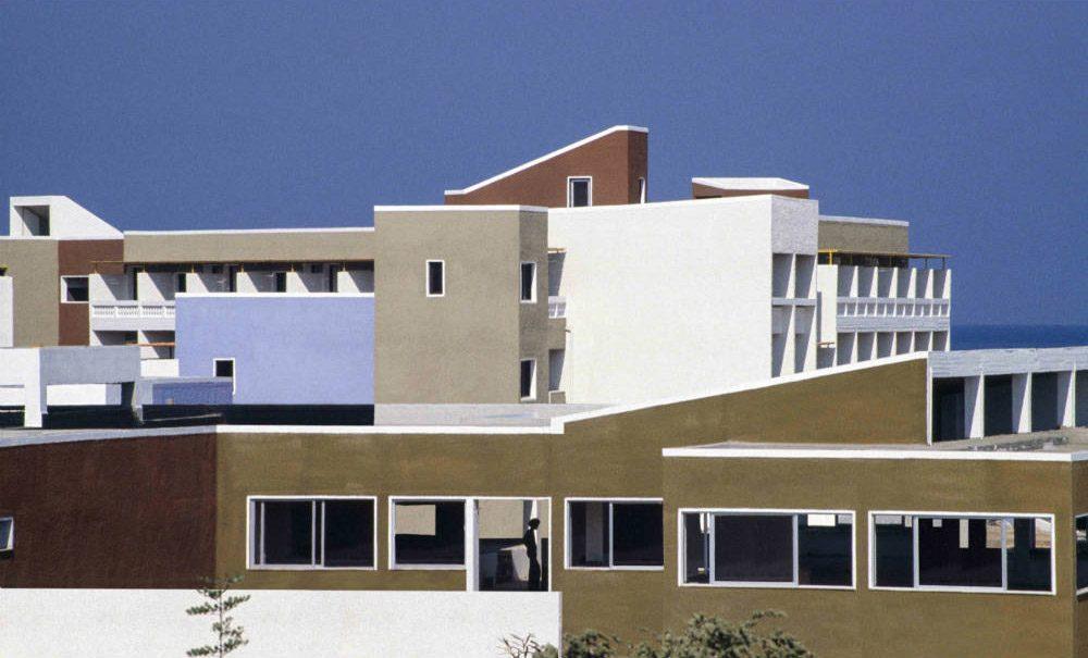 Σουζάνας Αντωνακάκη, Σουζάνα Αντωνακάκη αρχιτέκτονας