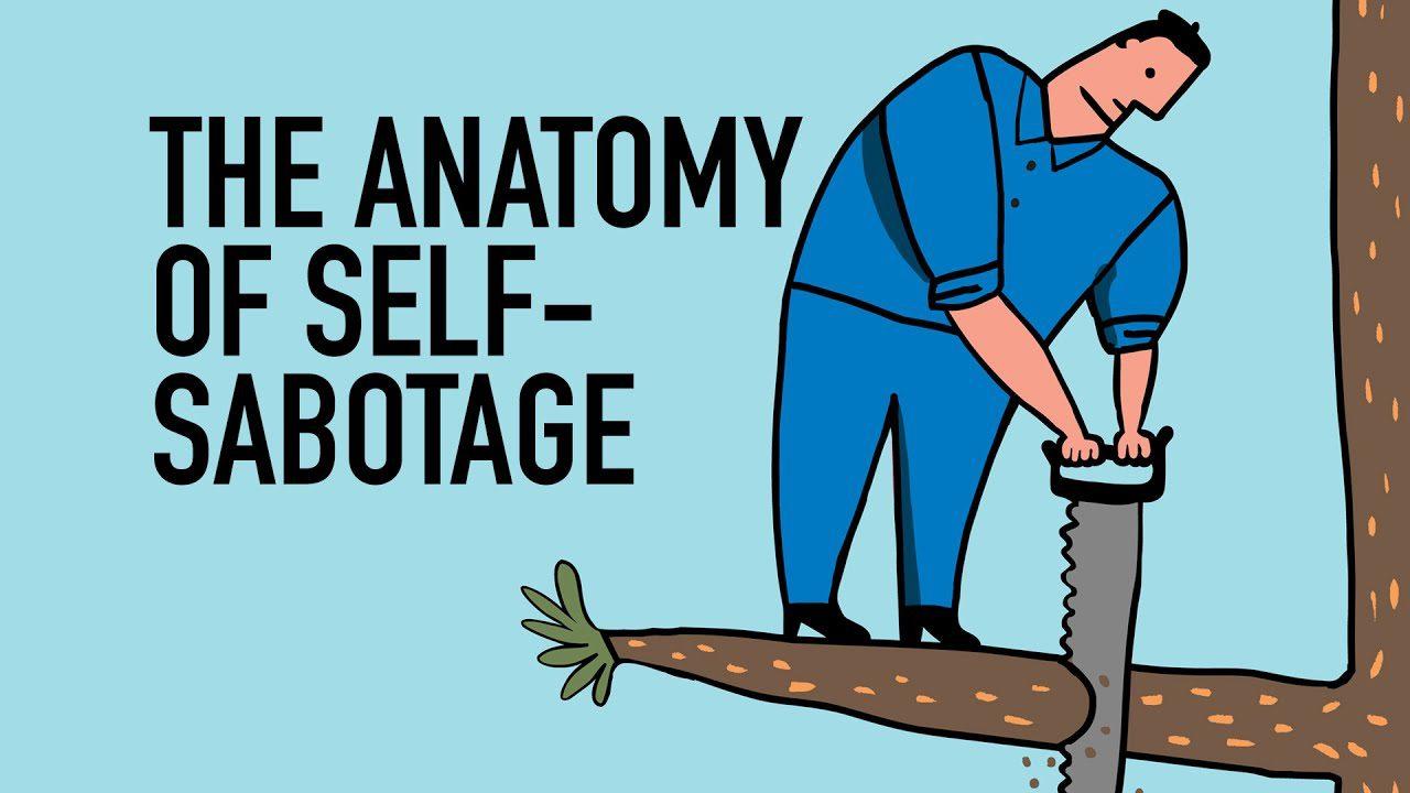 Αυτοσαμποτάζ: όταν ο εαυτός γίνεται εχθρός