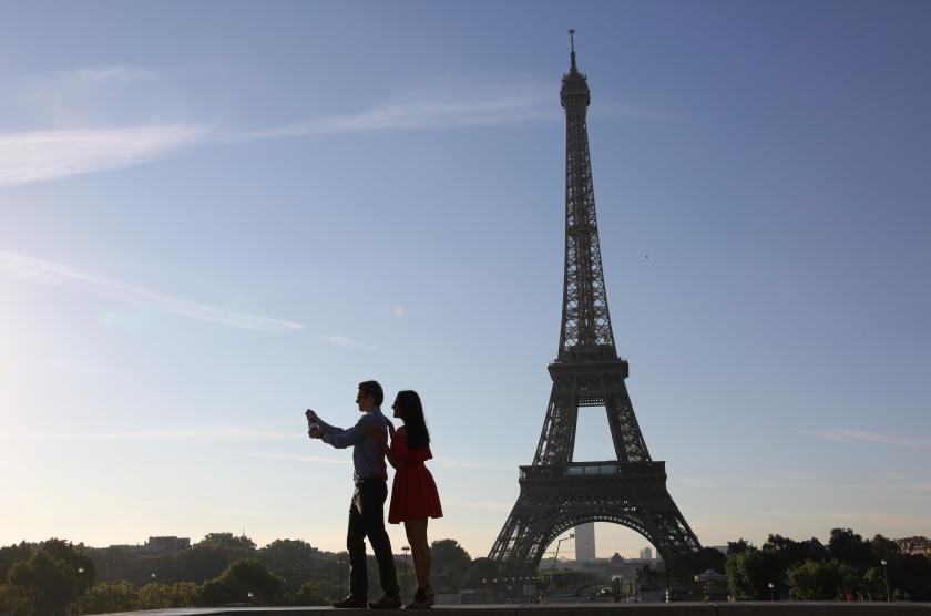 To σύνδρομο του Παρισιού: μια περίπτωση πολιτισμικού σοκ