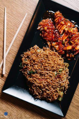 Samosa The Asian Food, ασιατική κουζίνα