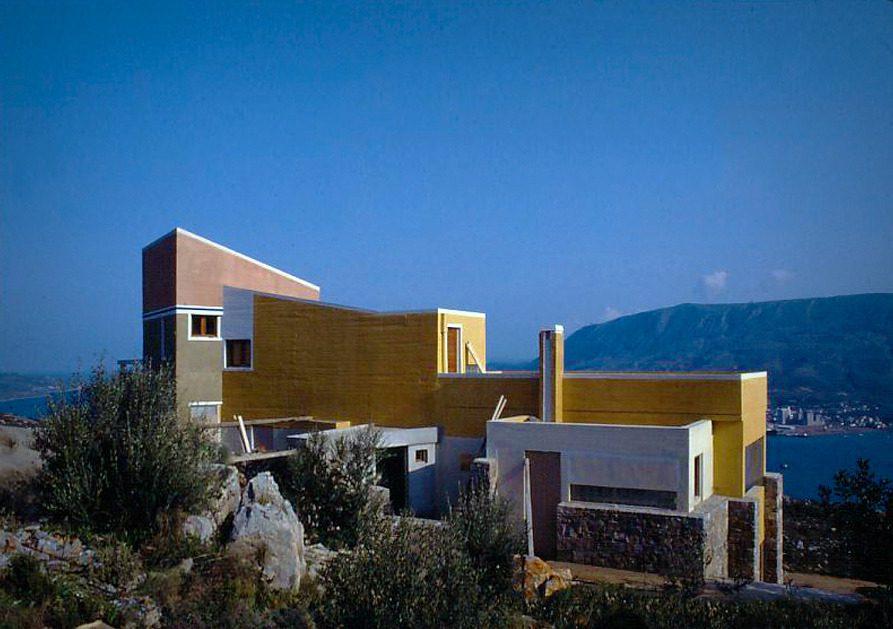 Σουζάνα Αντωνακάκη, αρχιτεκτονική