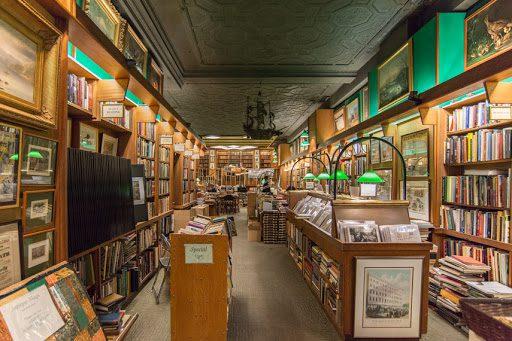 Βιβλιοπωλείο Argosy