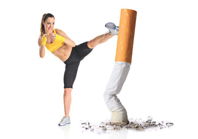 Διακοπή καπνίσματος: Πώς δεν θα πάρετε βάρος