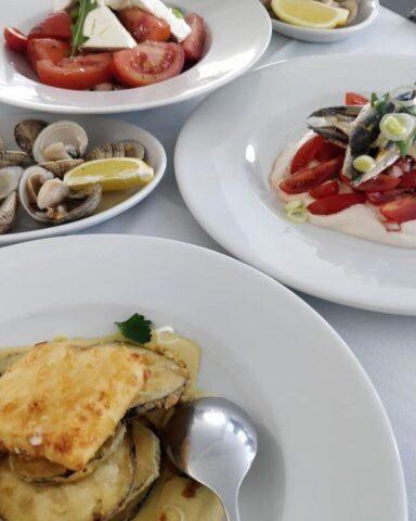 ελληνική κουζίνα, γκουρμέ εστιατόριο της Ρόδου