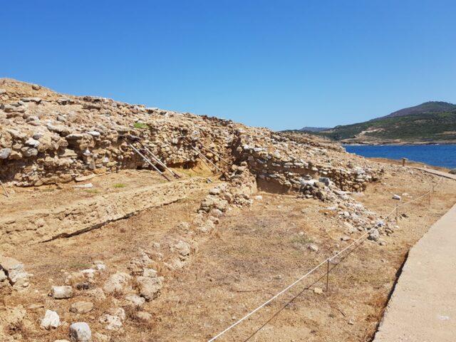 Ο Αρχαιολογικός Οικισμός του Παλαμαριού