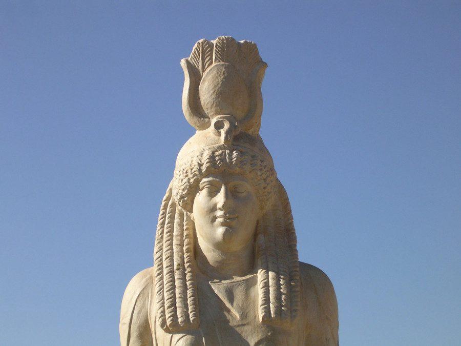 Ιερό Αιγύπτιων Θεών