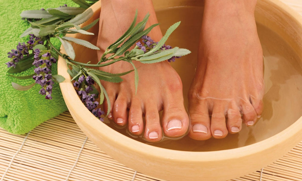 Πως θα αντιμετωπίσετε την κακοσμία των ποδιών