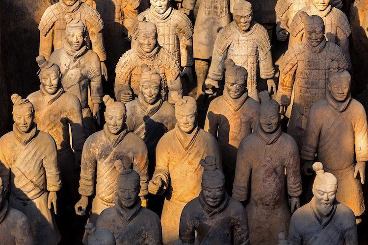 διάσημα αγάλματα