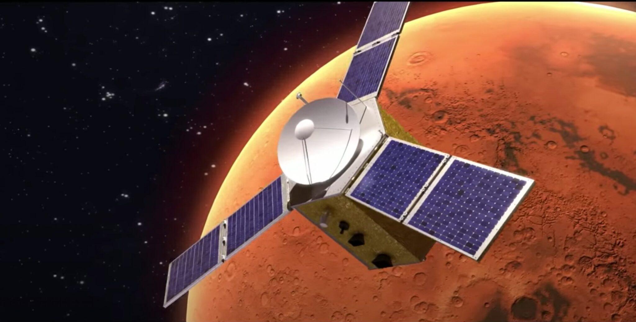 "Mars Missions 2020:Ο δορυφόρος ""Hope"" των UAE σε τροχιά γύρω από τον Άρη"