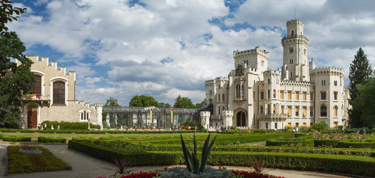 εντυπωσιακότερα παλάτια και κάστρα της Ευρώπης