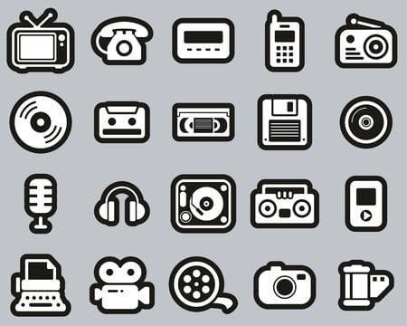 Αποσυρμένα τεχνολογικά αντικείμενα