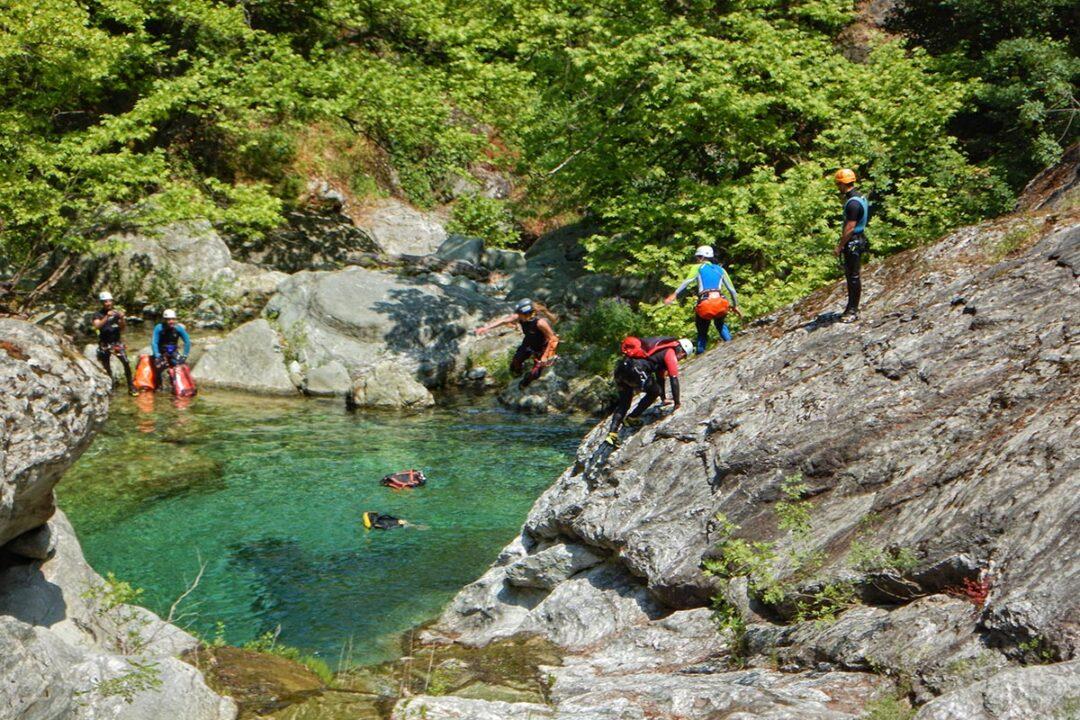 extreme sports στην Ελλάδα