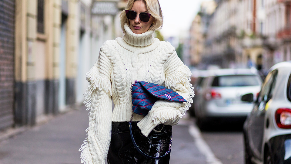 fashion items sweater