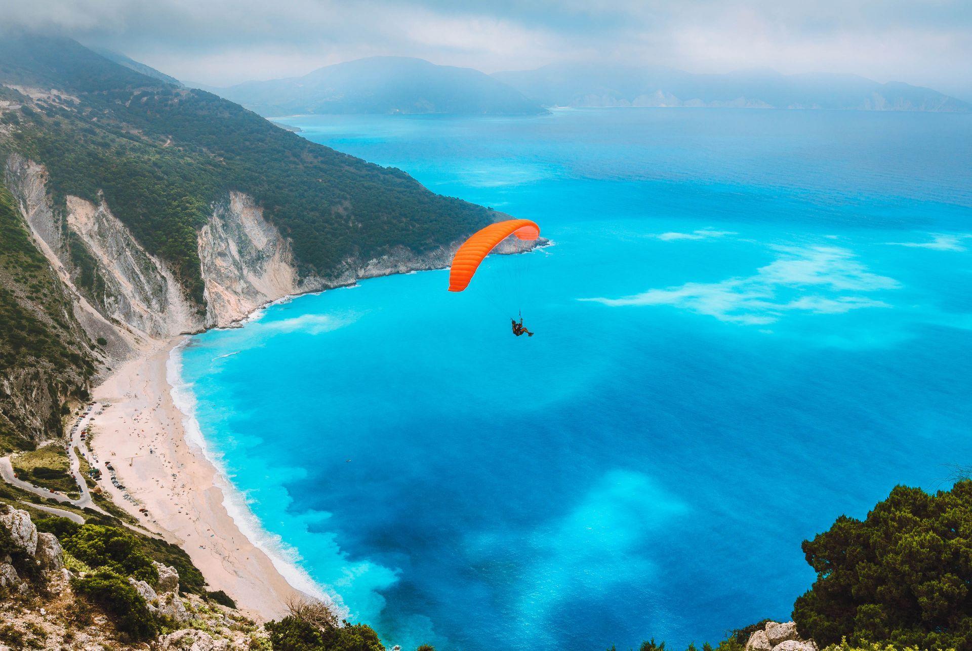 Τουρισμός περιπέτειας: Extreme sports στην Ελλάδα