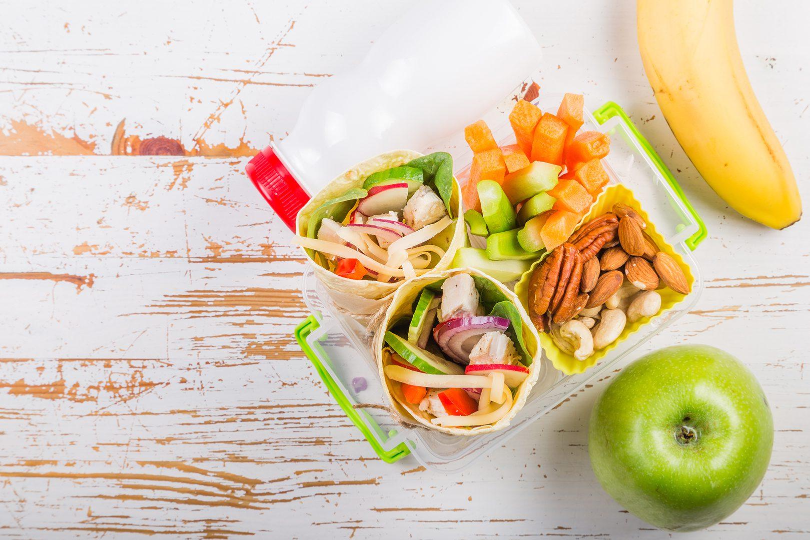 Υγιεινές τροφές που όμως πρέπει να καταναλώνονται με σύνεση