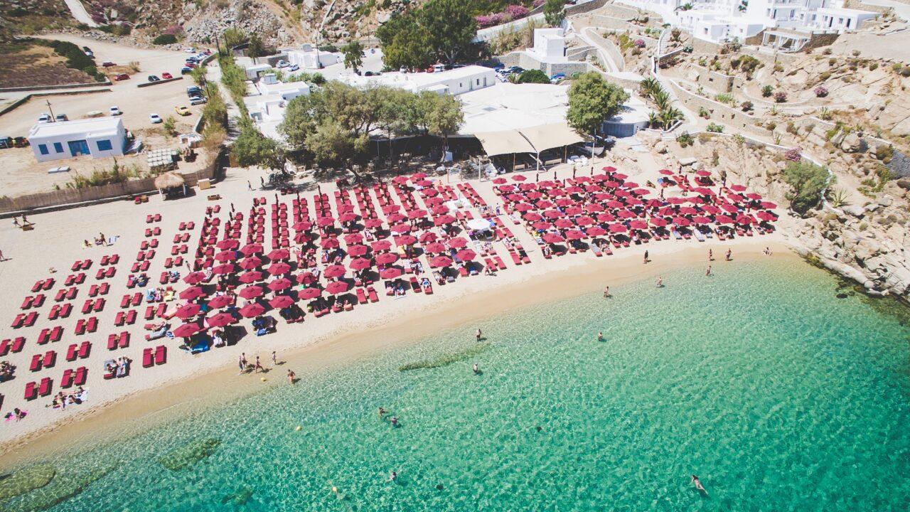 μύκονος Super Paradise Beach Club