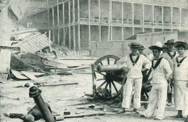 Βρετανοί ναύτες