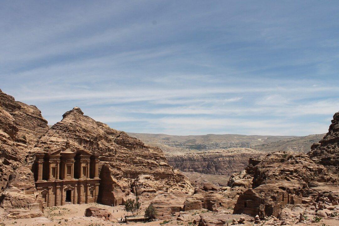 Πέτρα Ιορδανίας