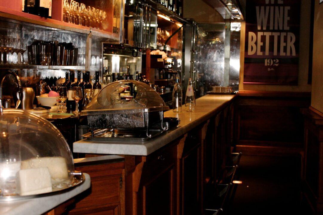 Wine bars στη Ρώμη