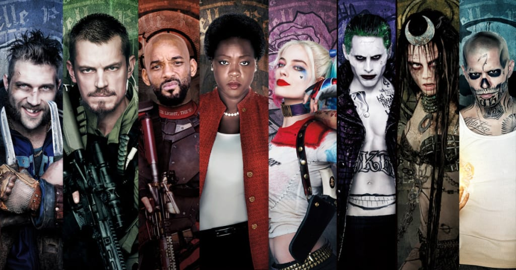 The Suicide Squad 2