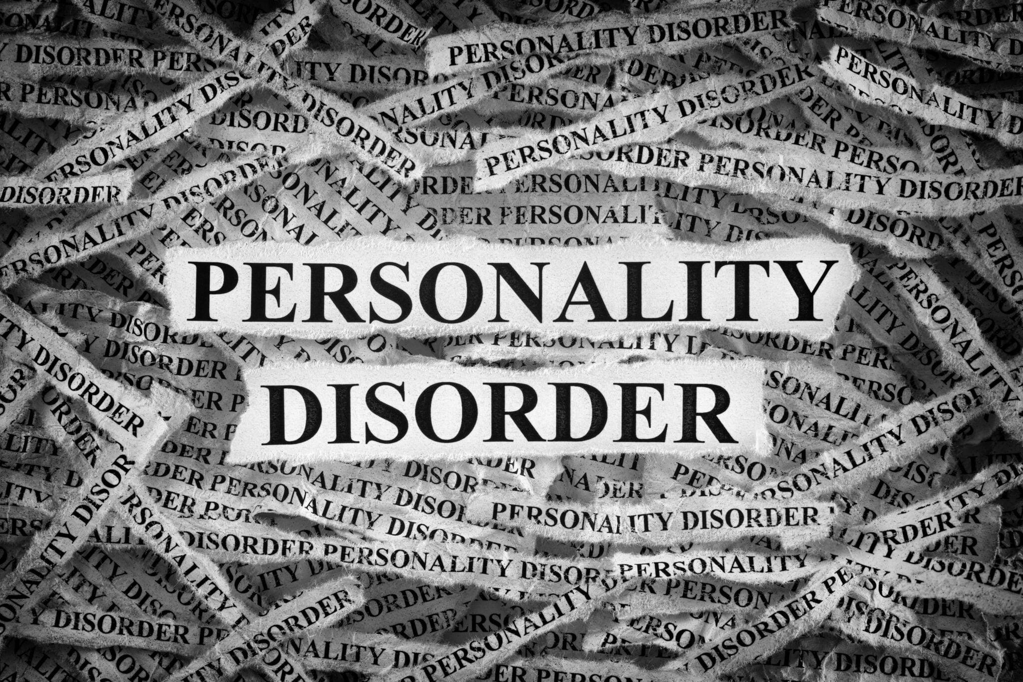 διαταραχές προσωπικότητας