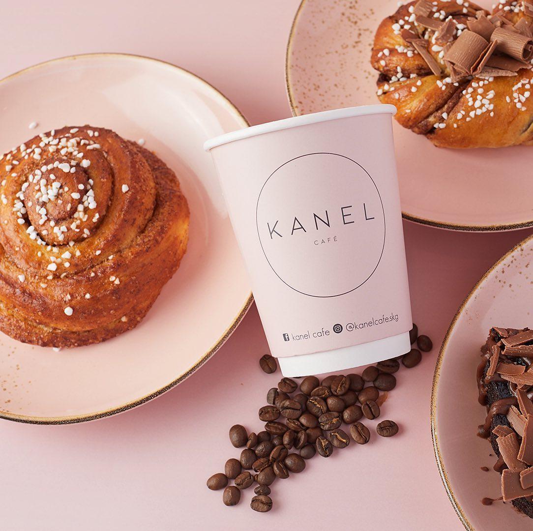 Kanel Cafe.