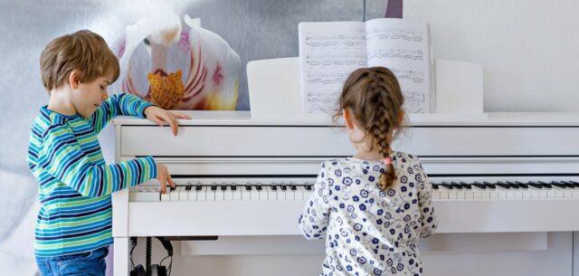 Μουσική και παιδί